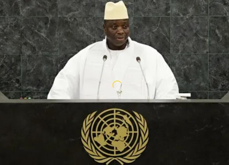 Gambia's Political System