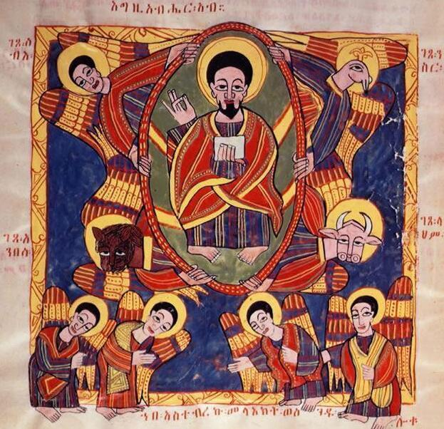 Church paintings and  icons  are important in Ethiopian art. From the late 17th century.