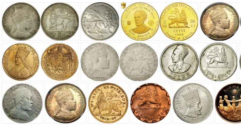 Coins and Weight in Ethiopia