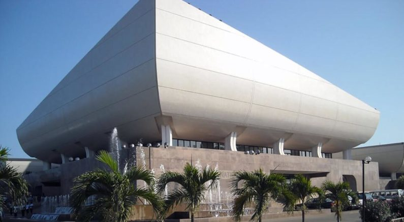 Theater in Ghana
