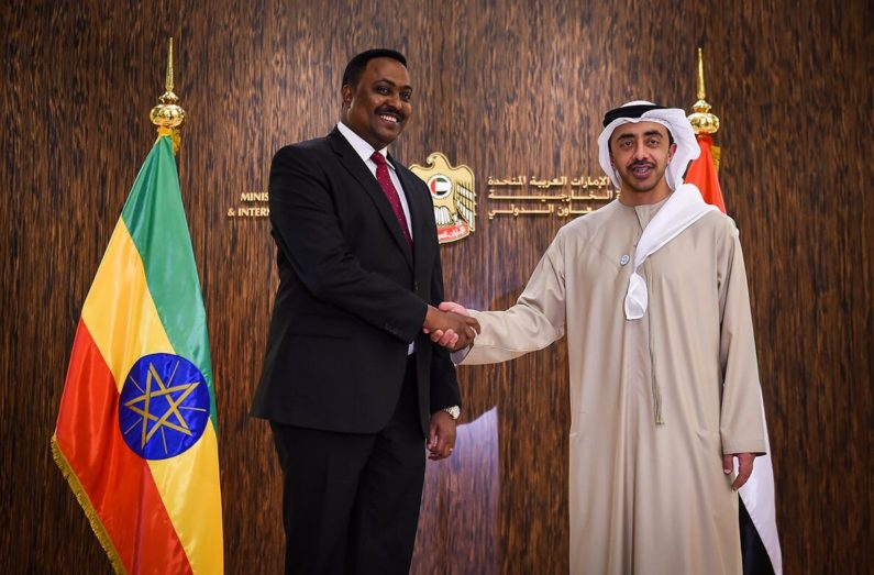 Ethiopia's Foreign Policy