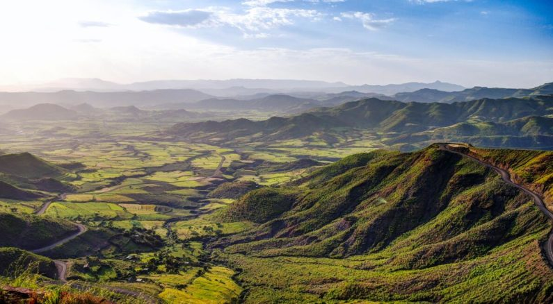 The Simien Mountains and the Lalibela Valley
