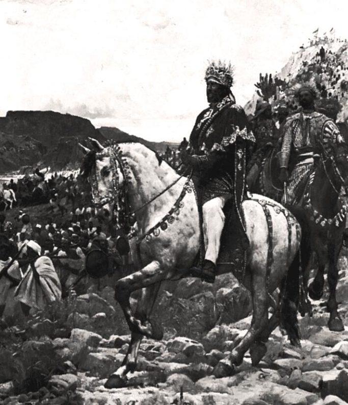 Emperor Menelik 2