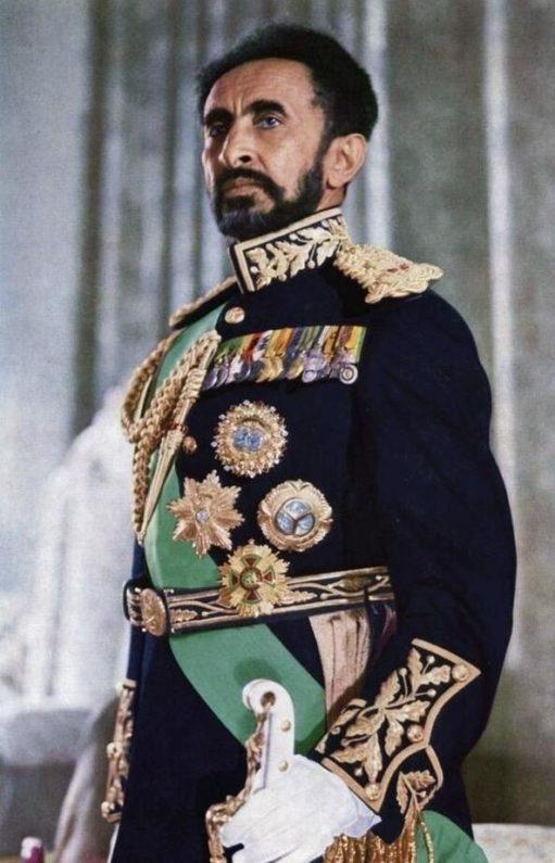 Haile Selassie 1