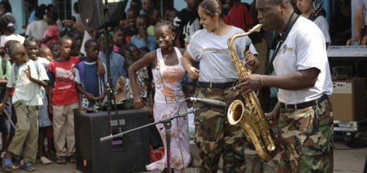 Music in Gabon
