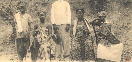 The History of Gabon