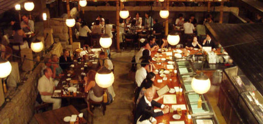 Yakitori 'restaurant, Tokyo