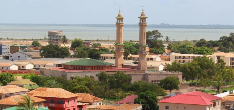 History of Gambia