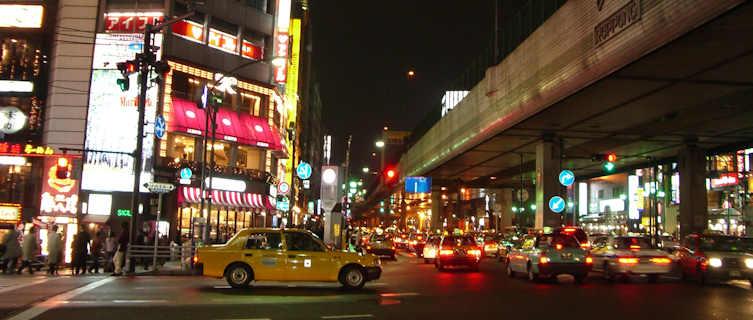 Roppongi District, Tokyo