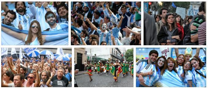 Argentina People