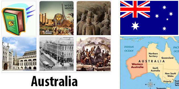 Australia Recent History