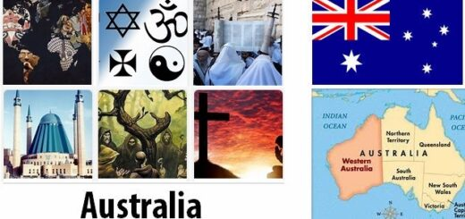 Australia Religion