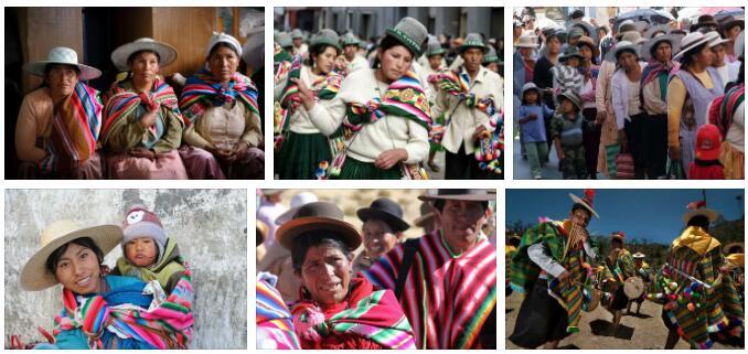 Bolivia People