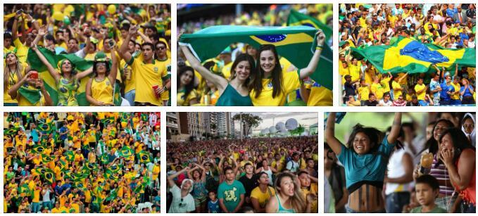Brazil People
