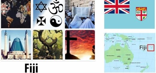 Fiji Religion
