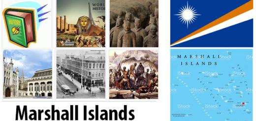 Marshall Islands Recent History