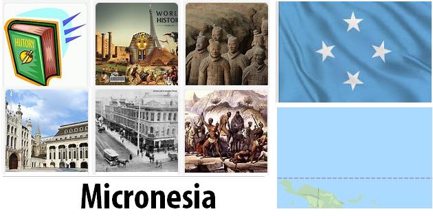 Micronesia Recent History