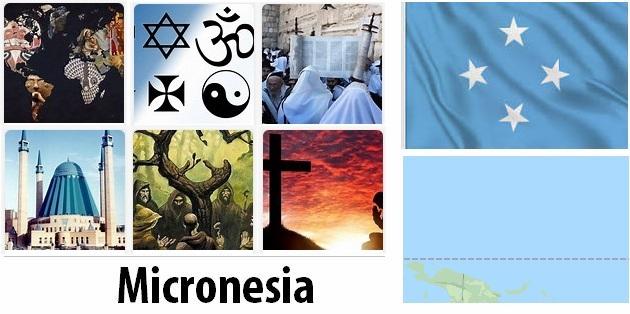 Micronesia Religion