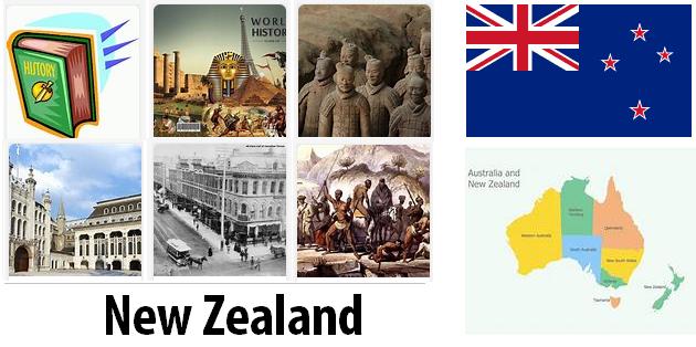 New Zealand Recent History