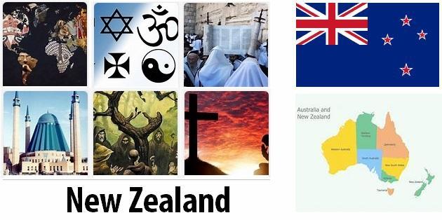 New Zealand Religion