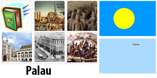 Palau Recent History