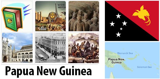Papua New Guinea Recent History