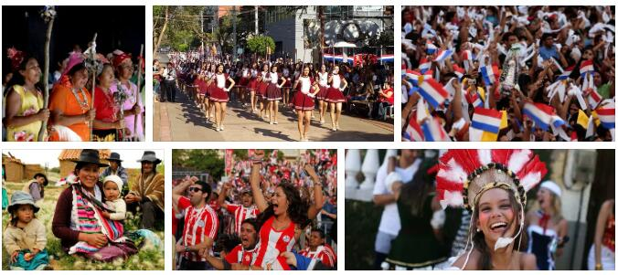 Paraguay People