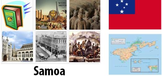 Samoa Recent History