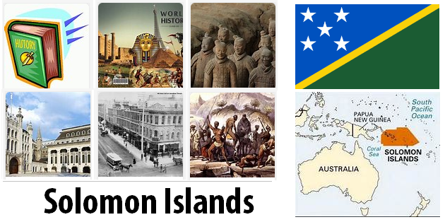 Solomon Islands Recent History