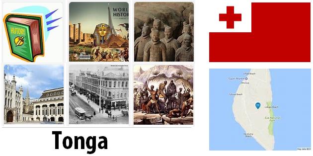 Tonga Recent History