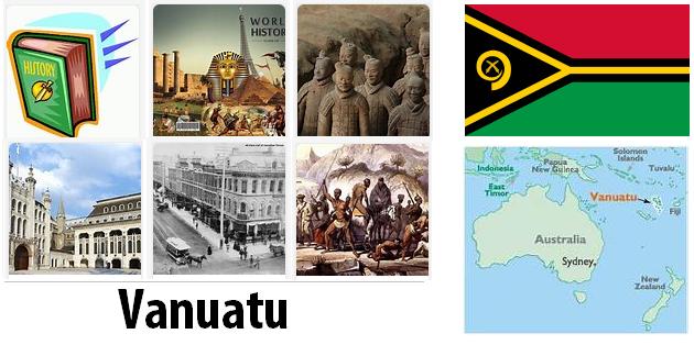 Vanuatu Recent History