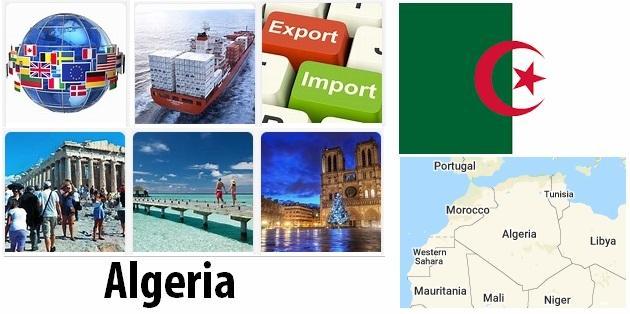 Algeria Industry