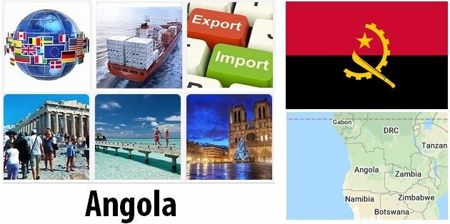 Angola Industry