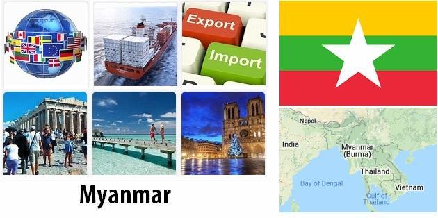 Burma Industry
