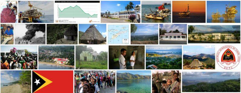 East Timor Industry