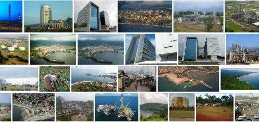Equatorial Guinea Industry