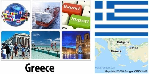 Greece Industry