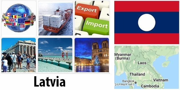 Latvia Industry