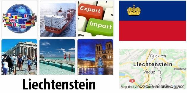Liechtenstein Industry