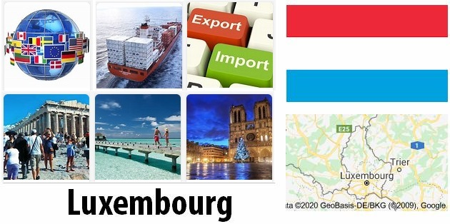 Luxembourg Industry