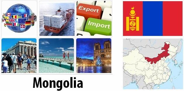 Mongolia Industry