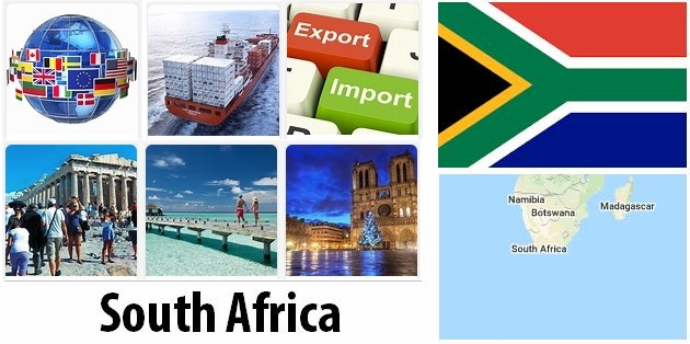 South Africa Industry