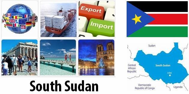 South Sudan Industry