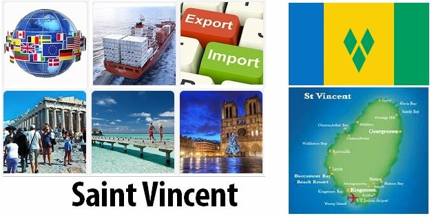 St Vincent Industry