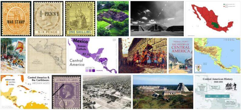 Central America History