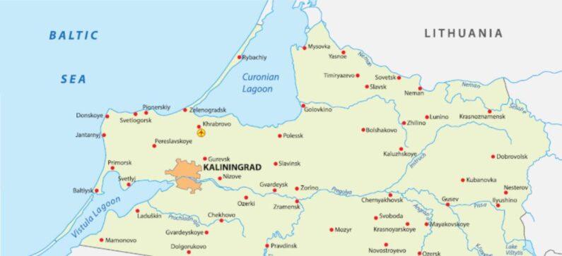 About Kaliningrad Region