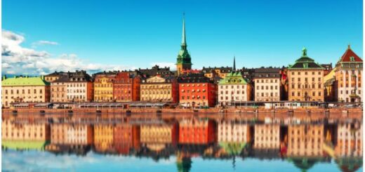 10 recommended hotels in Stockholm