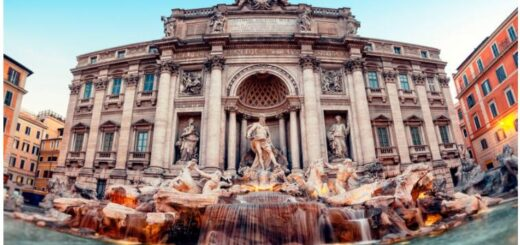Top 10 hotels in Rome