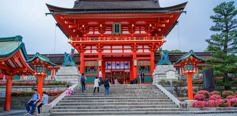 Attractions in Kyoto not to be missed