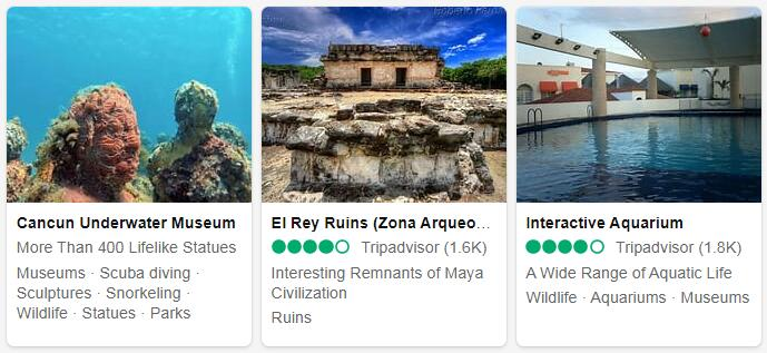 Cancún Sights